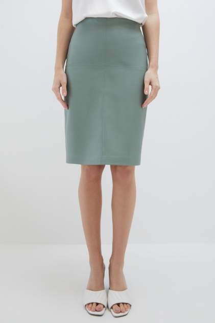Женская юбка ZARINA 1123216216, бирюзовый