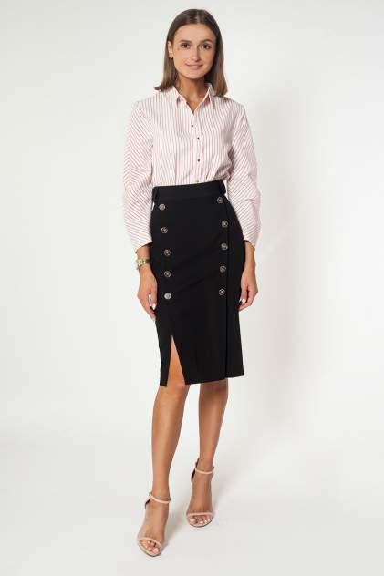 Женская юбка Vilatte D26.373, черный