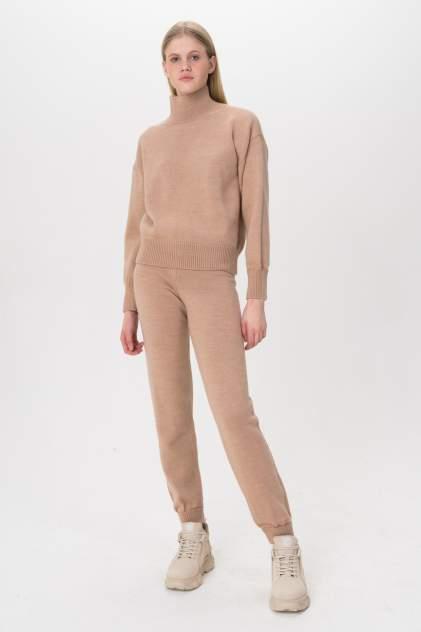 Женский костюм AIM Clothing K-713-PHR, бежевый