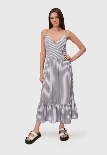 Женское платье Modis M201W01282S258, голубой