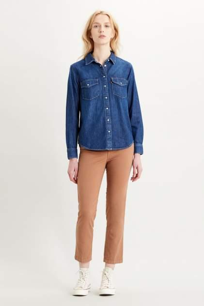 Женская рубашка Levi's 16786, синий