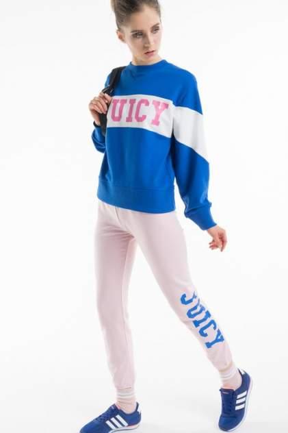Брюки женские Juicy Couture JWTKB111038/688 розовые 42