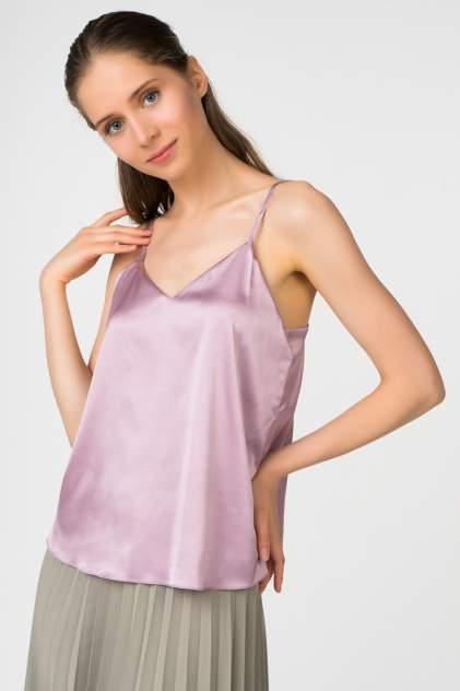 Топ женский T-Skirt 16SS-04-0119-BS фиолетовый 40