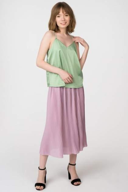 Топ женский T-Skirt 16SS-04-0119-BS зеленый 44