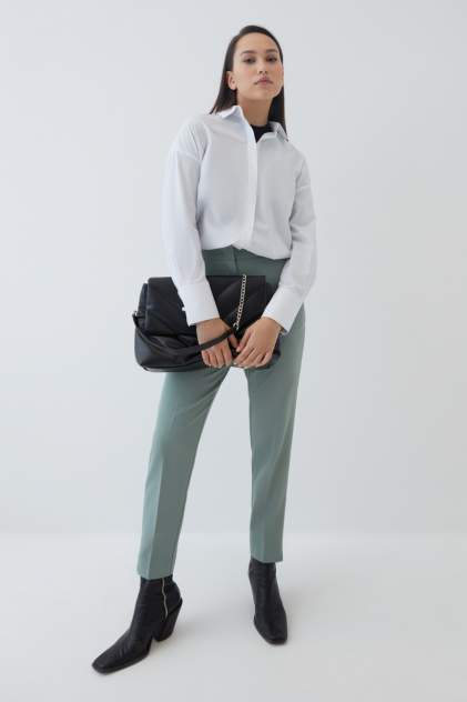 Женские брюки ZARINA 1123221721, зеленый