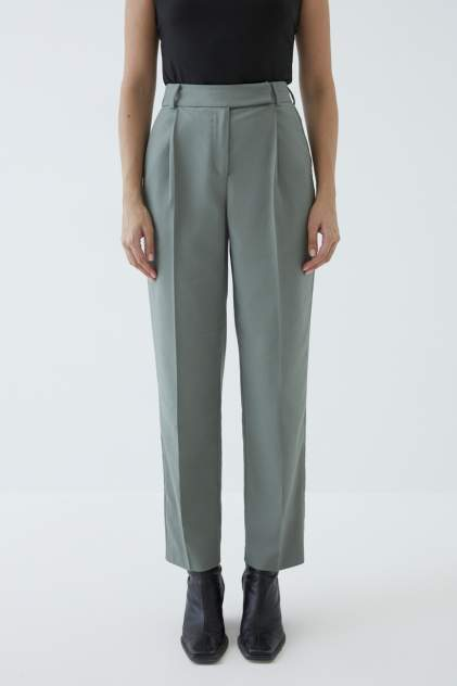 Женские брюки ZARINA 1123205705, хаки