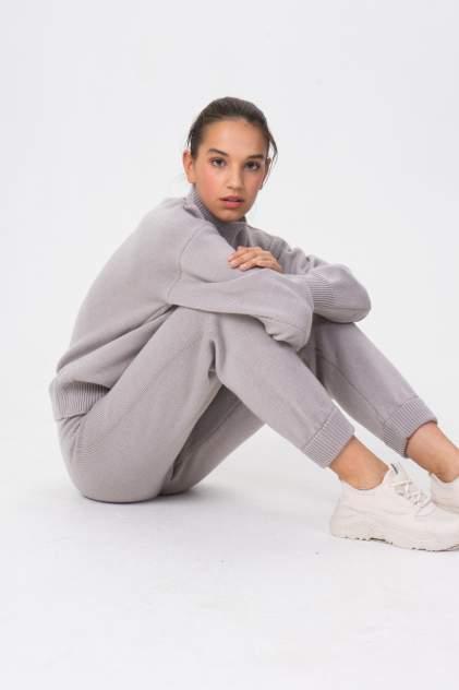 Спортивный костюм женский AIM Clothing K-713-PHR бежевый 46-48 RU