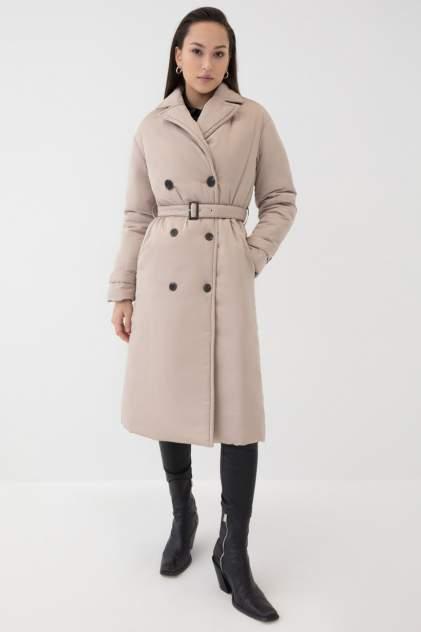 Женское пальто ZARINA 1122413113, бежевый