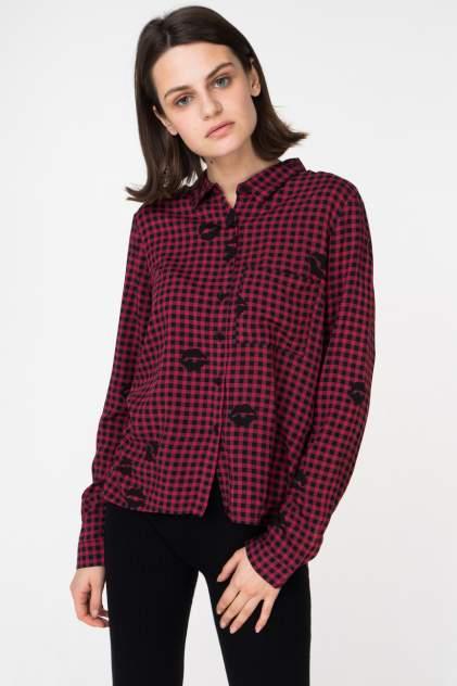 Рубашка женская Greystone 30102347 красная 44