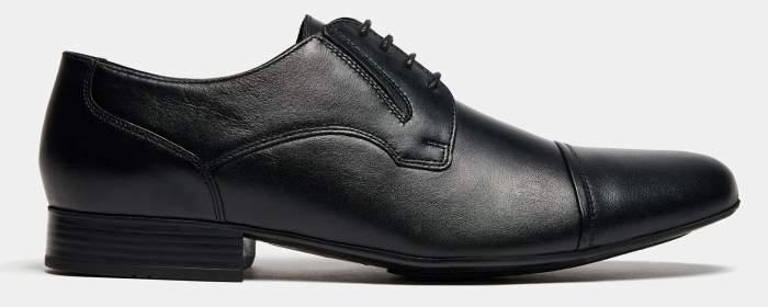 Туфли мужские Ralf Ringer 558112 черные 42 RU