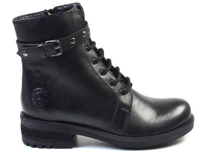 Ботинки женские Airbox 136674, черный