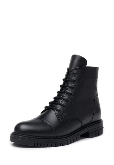 Ботинки женские Alessio Nesca 23-40838-3, черный