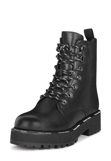 Ботинки женские Pierre Cardin JXY20AW-95, черный