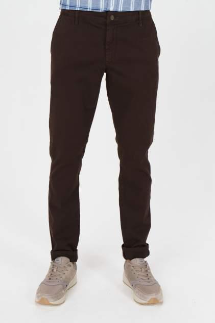 Брюки мужские Tom Farr T M6155.18 (008-1-coll) коричневые 3134