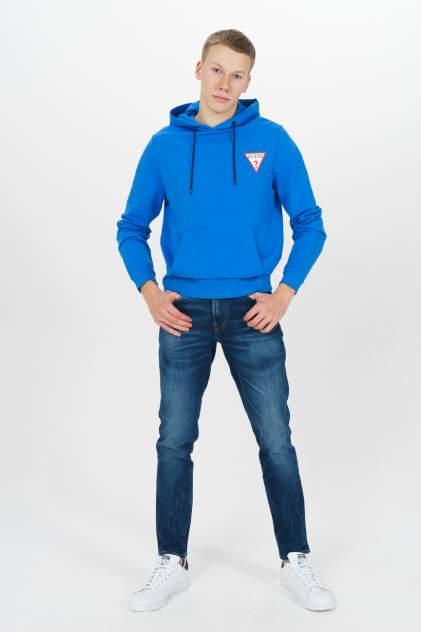 Джинсы мужские Guess M1RA37D46X5WTLD синие 33