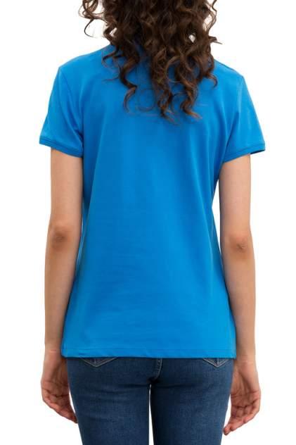Поло женское U.S. POLO Assn. G082SZ0110TP01IY020-011 синее 2XS