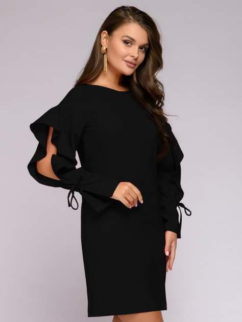Женское платье 1001dress 0122001-02335BG, черный