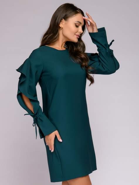 Женское платье 1001dress 0122001-02335BG, зеленый