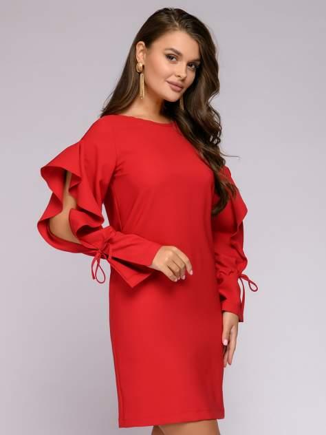Женское платье 1001dress 0122001-02335BG, красный