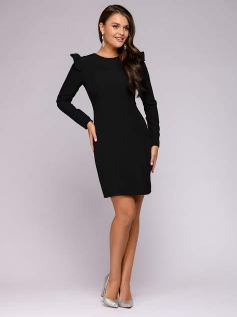 Женское платье 1001dress 0122001-02343BG, черный