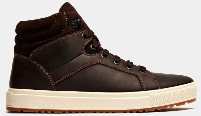 Мужские ботинки Ralf Ringer 588204, коричневый