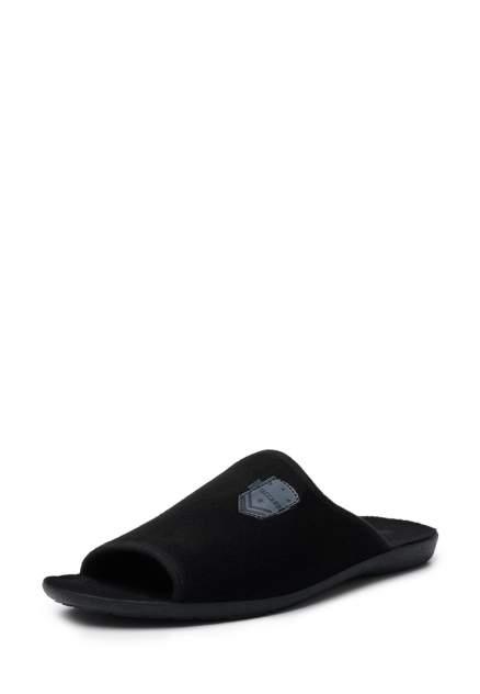 Мужские домашние тапочки T.Taccardi MK-614819, черный