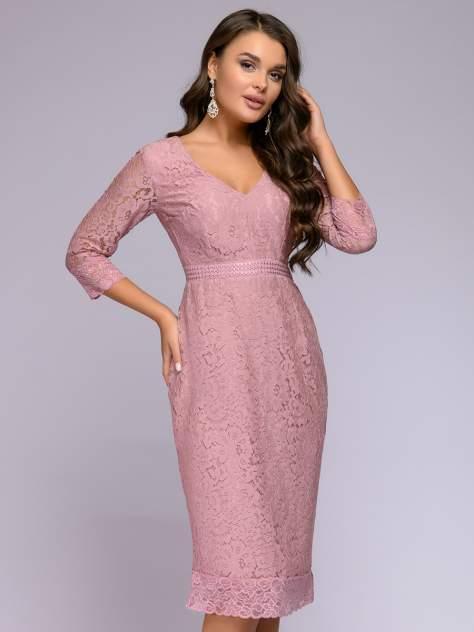 Женское платье 1001dress 0122001-30107BK, розовый