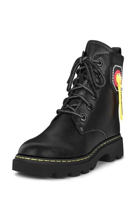 Ботинки женские Alessio Nesca YYQ20W-27, черный