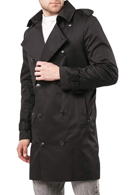 Тренч мужской DASTI 804DS20196433 черный XL