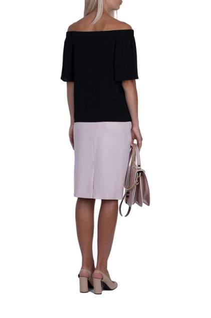 Блуза женская Luisa Spagnoli 99783 черная M
