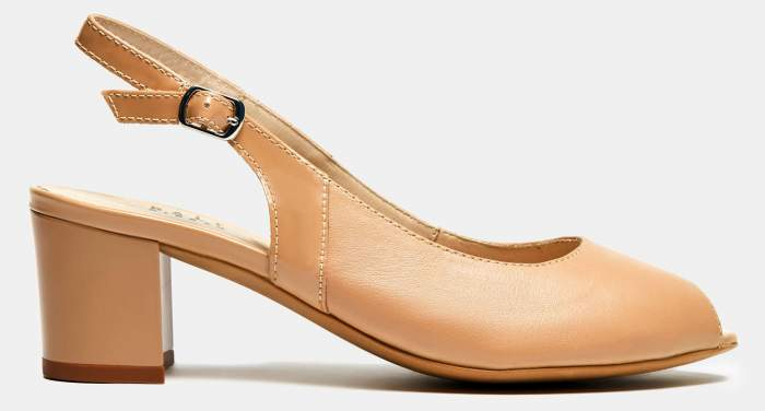 Туфли женские Ralf Ringer 622101 бежевые 37 RU