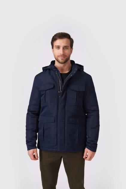 Куртка мужская Modis M211M00044A754M04 синяя 52