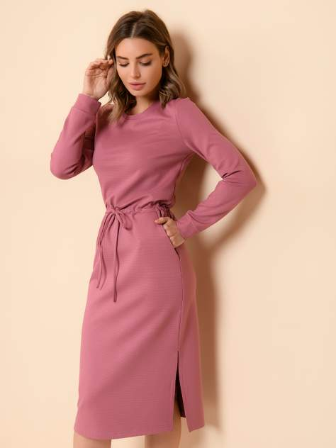 Женское платье 1001dress 0132101-02464BK, розовый