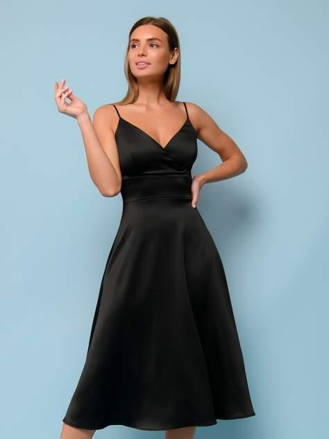 Женское платье 1001dress 0132101-02532BK, черный