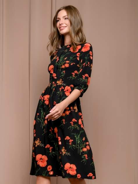 Женское платье 1001dress 0142101-01533BP, черный