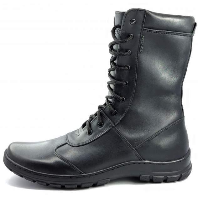 Мужские ботинки GUSTAS 195, черный