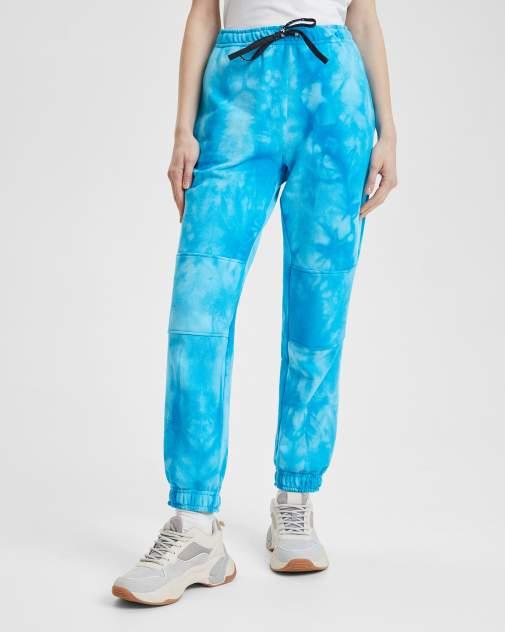 Женские спортивные брюки BARMARISKA БЖ-Б0438, бирюзовый