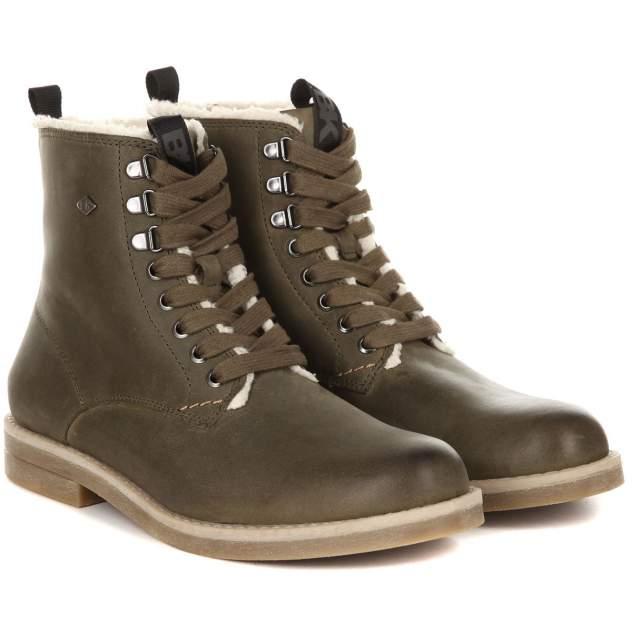 Мужские ботинки British Knights RION B42-4111, зеленый
