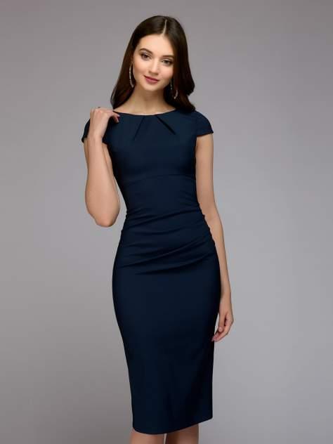 Женское платье 1001dress DM00204BD, синий