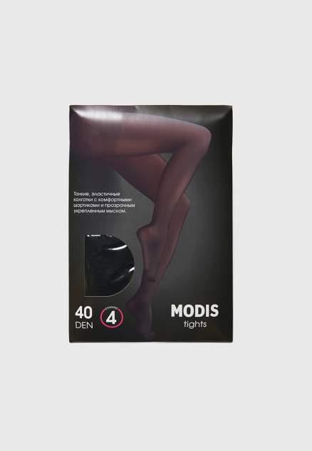 Колготки женские Modis M211U00281B003L09 черные 2