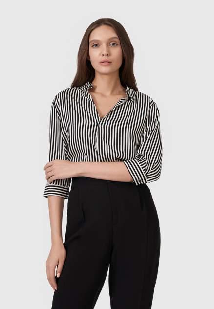 Рубашка женская Modis M211W00263S642F76 черная 42