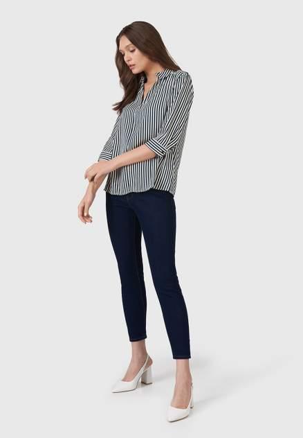 Рубашка женская Modis M211W00263T767F76 зеленая 44