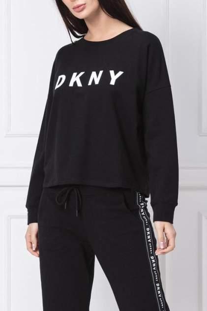 Свитшот женский DKNY DP8T6188 черный 42-44