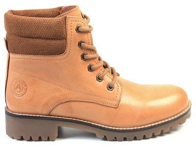 Ботинки женские Airbox 136700, коричневый