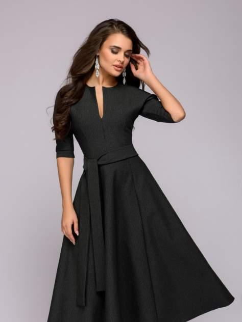 Женское платье 1001dress DM00860BD, черный