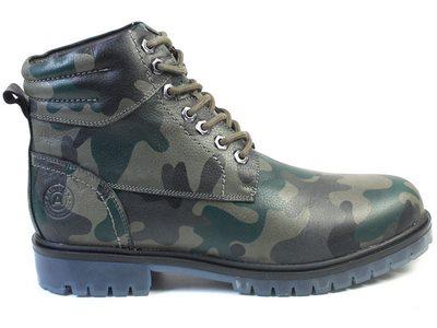 Мужские ботинки Airbox 136720, хаки