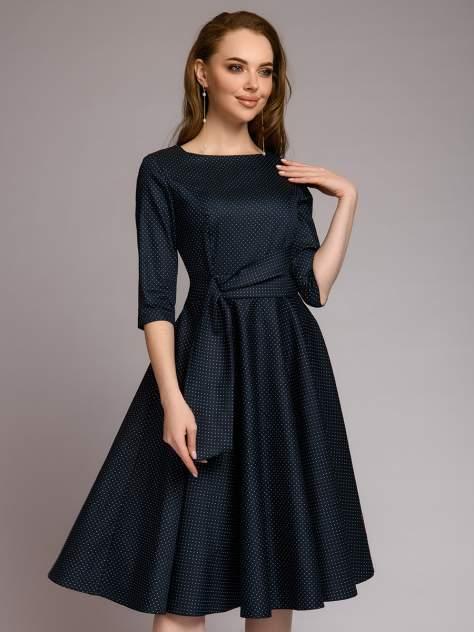 Женское платье 1001dress DM01224BB, синий