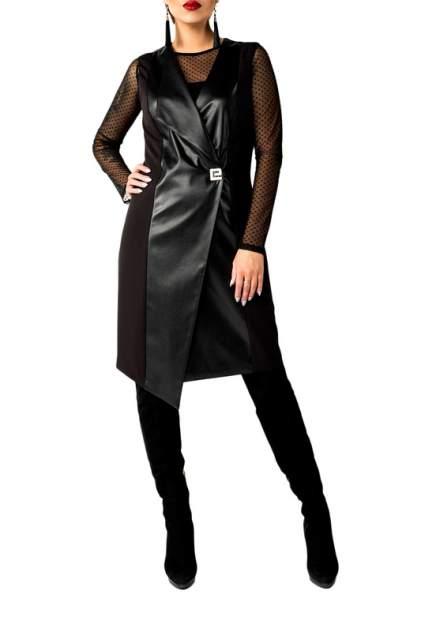 Женское платье Hestollina OS-157-1, черный
