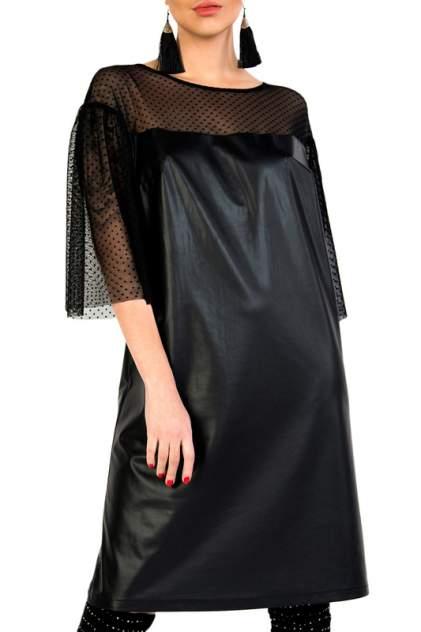Женское платье Hestollina OS-158-1, черный
