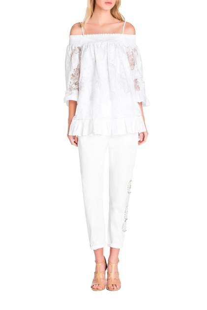 Блуза женская Twin-Set 95457 белая 42